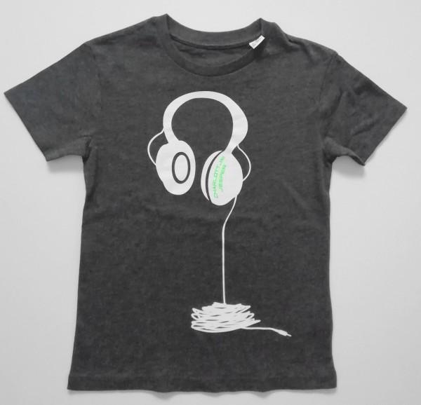 Kopfhörer dunkelgrau melange Jonge