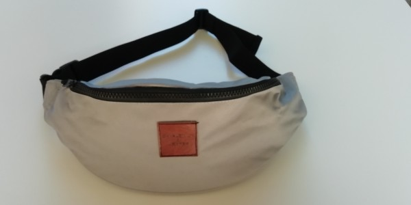 Hip Bag grau