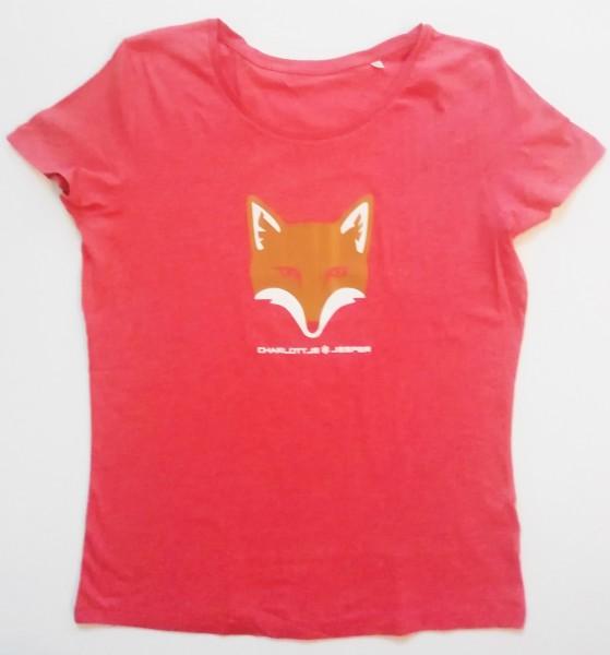 Fuchs rot melange