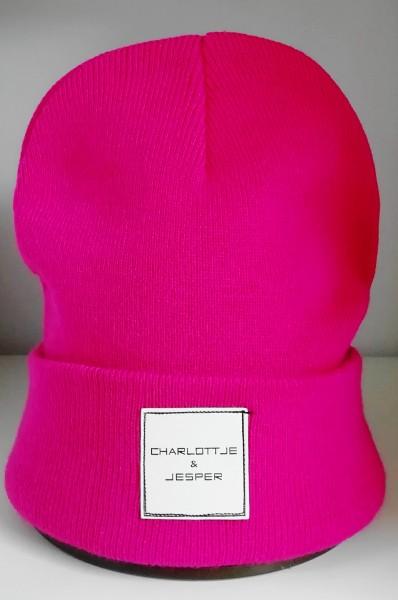 Beanie Rotterdam pink