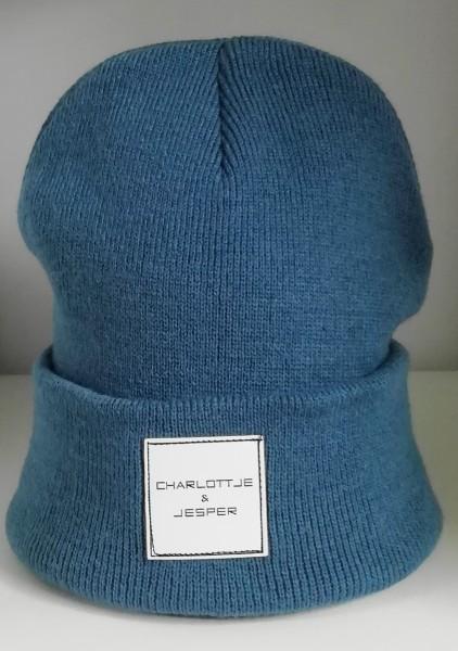 Beanie Rotterdam blue