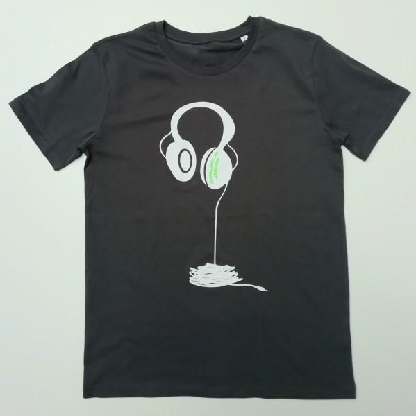 Kopfhörer dunkelgrau