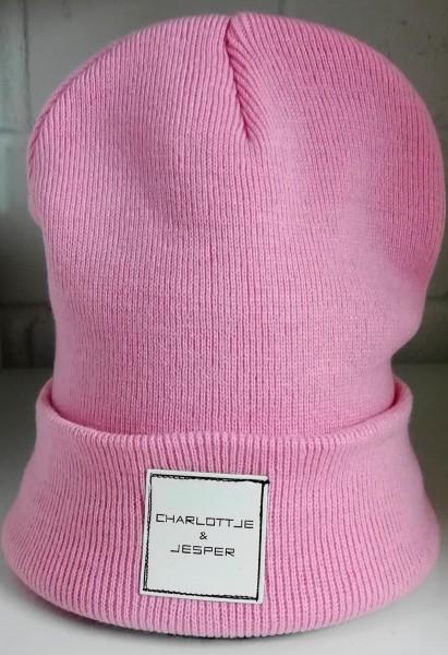 Beanie Rotterdam rosa