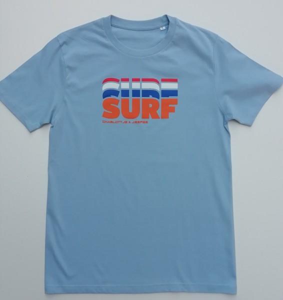 Surf hellblau