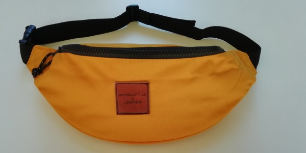 Hip Bag gelb