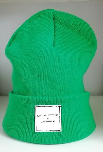 Beanie Rotterdam grün