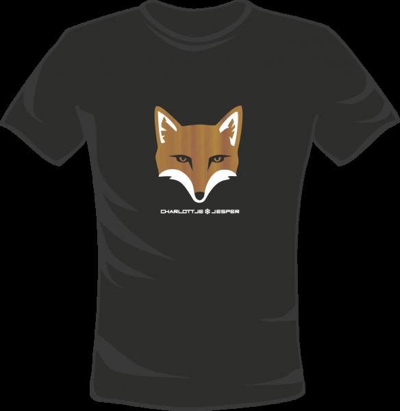 Fuchs schwarz