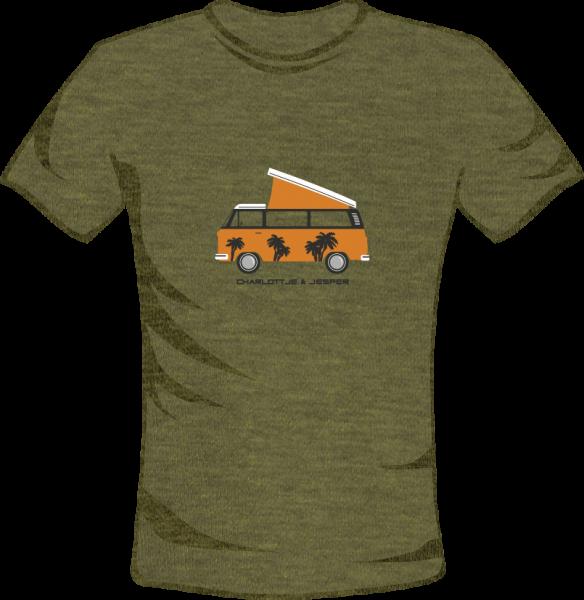 Camper olive melange